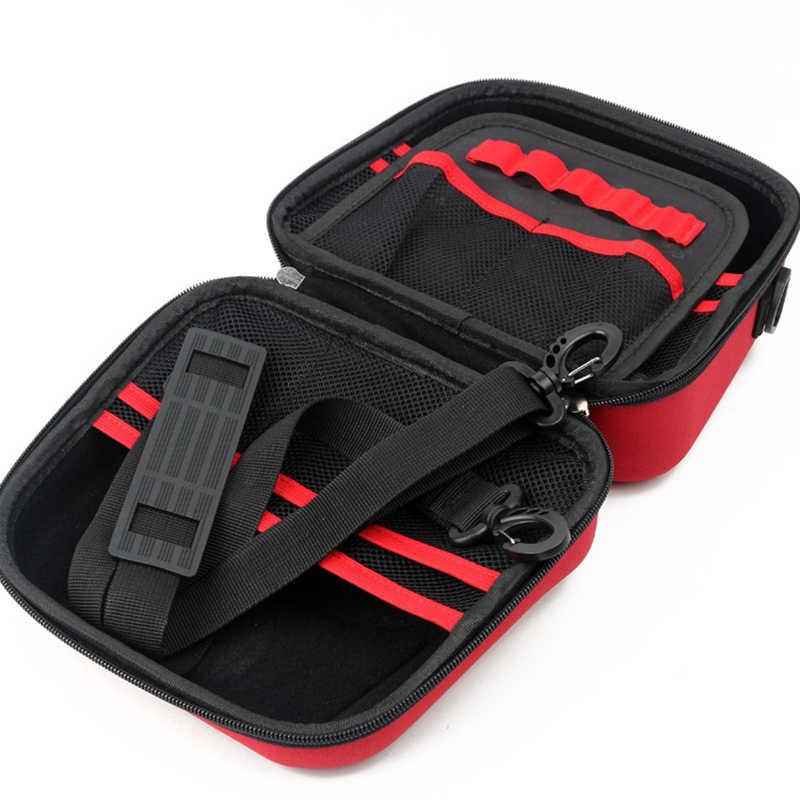 Профессиональные EVA водонепроницаемый Премиум нейлон первой помощи сумка комплект жизнеобеспечения в чрезвычайных ситуациях наплечный ремень сепаратор для кемпинга дорожные сумки