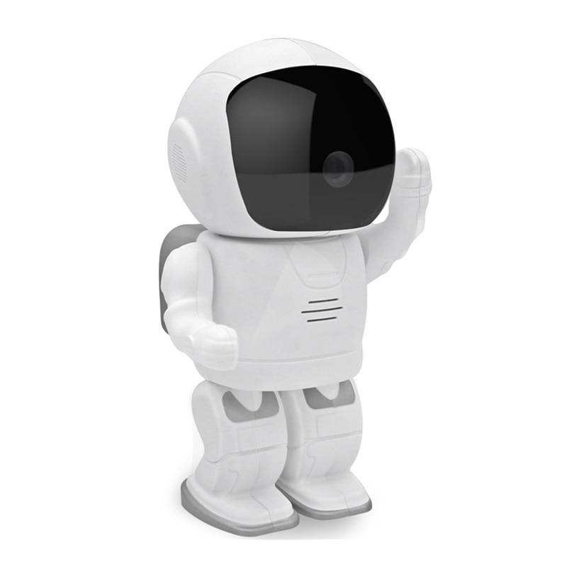 Robot IP Camera WIFI HD 960P 1.3MP CMOS Wireless CCTV Security Video Cam P2P PTZ IR Night Vision Audio Baby Monitor TF SD Card hd 960p wifi wireless robot security ip camera 160 degree night vision motion detection audio alarm function video home monitor
