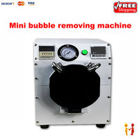 New Mini High Pressure Autoclave LCD Air Bubble Remover Machine for Repair Touch Screen Glass Refurbishment for iphone/samsung