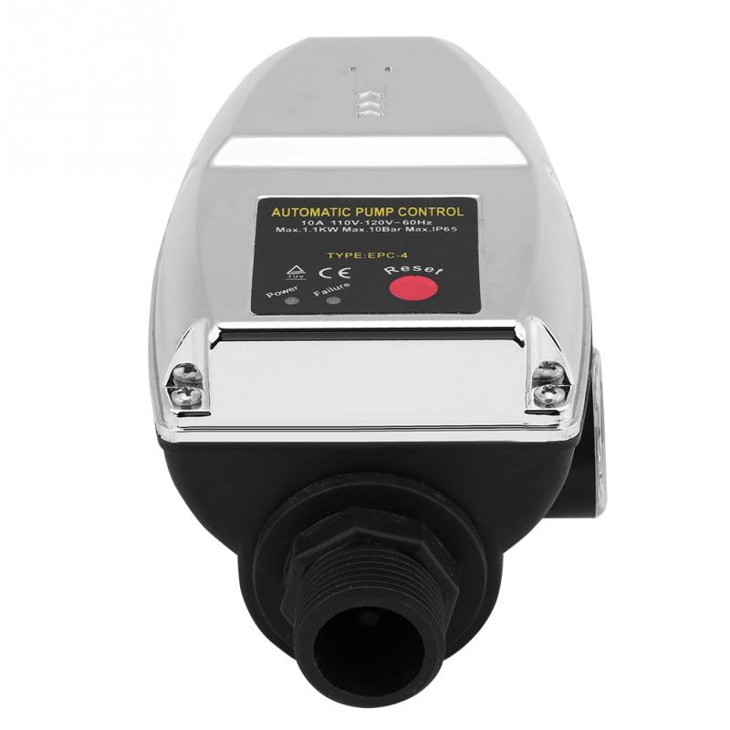 EPC-4 110V Automatic Pressure Controller Electronic Switch Control For Water Pump