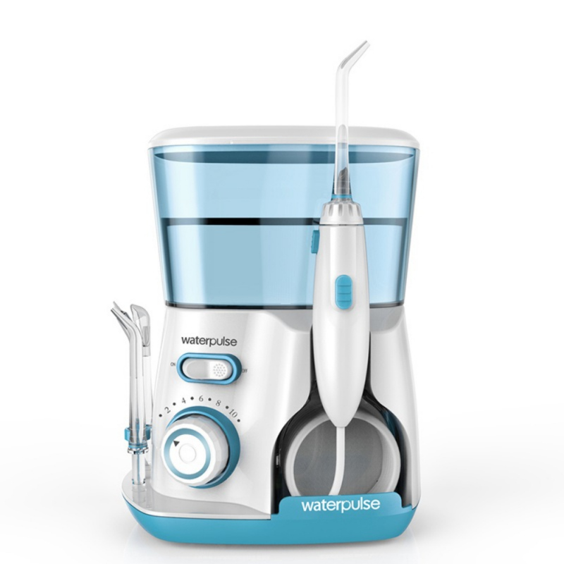 2018 Teeth Whitening Oral Irrigator Electric Teeth Cleaning Machine Irrigador Dental Water Flosser Professional Teeth Care Tools dental water flosser electric oral teeth dentistry power floss irrigator jet cavity oral irrigador cleaning mouth accessories