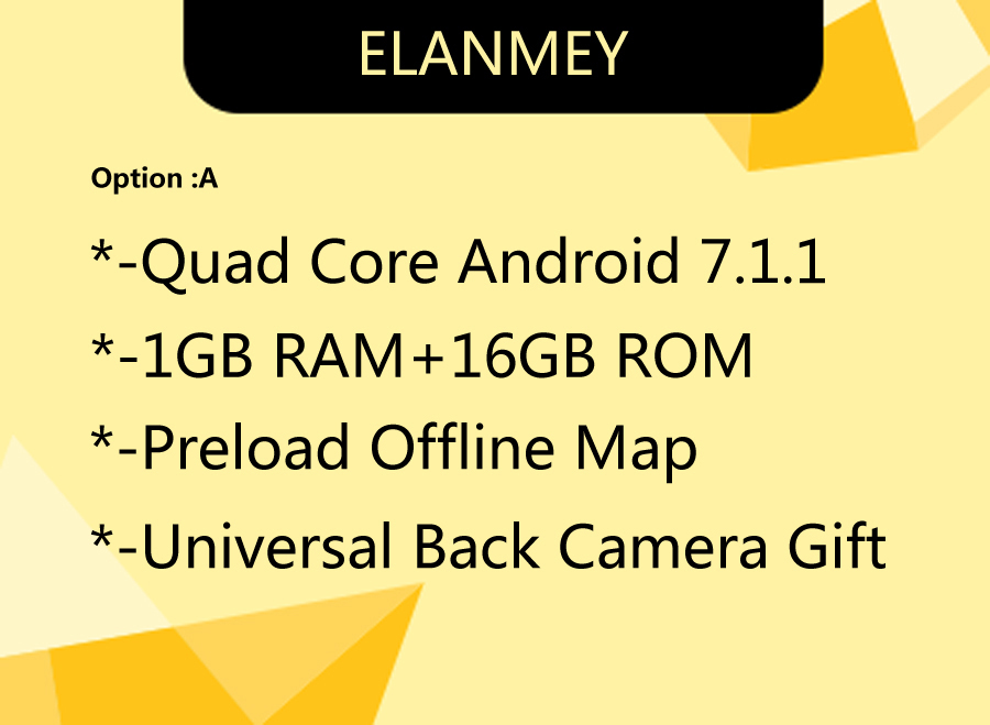 Cheap Elanmey GPS 8-Core Bluetooth stereo android 8.1.0 car multimedia player for Subaru Forester 2015 multimedia radio no DVD Player 1