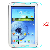 2 Pcs A Pack For Samsung Galaxy N5100 N5105 N5110 N5120 Screen Protector Tempering Glass Note