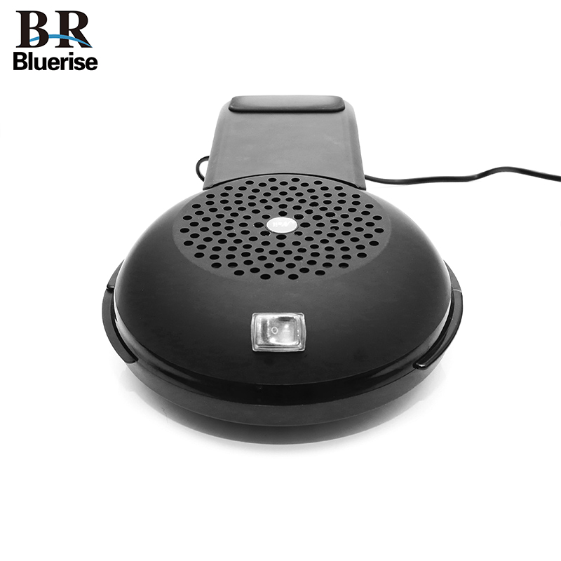 Nail Vacuum Cleaner Manicure Dust Collector With 3 Sponge Nails Tool Cleaning Polish Gel Powerful Nail Salon Art Equipment eykosi quick shine shoes sponge brush polish wax dust cleaner cleaning tool colorless