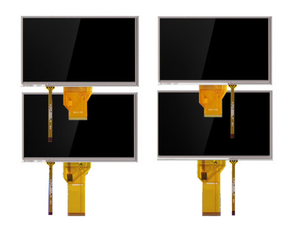 7 Inch LCD Screen Touch Screen Panel AT070TN94 AT070TN93 AT070TN90 92 V.X Car DVD Navigation LCD Replacement Parts