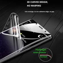 ソニーのxperia XZ3 ysw XZ2 XZ1 超小型プレミアムXA2 プラスXA1 プラスソフトヒドロゲルスクリーンプロテクターフィルム (ないガラス)