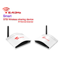 150M 2.4G Smart Digital STB wireless sharing device Wireless AV Audio Video Transmitter Receiver