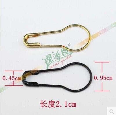 Kleidung pin gold schwarz silber kleine sicherheitsnadel kürbis ...