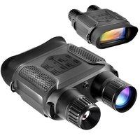 Ночное видение бинокль цифровой инфракрасный ночное видение Scope 480x640 P HD фото камера видео регистратор, ясно видеть до 400 м