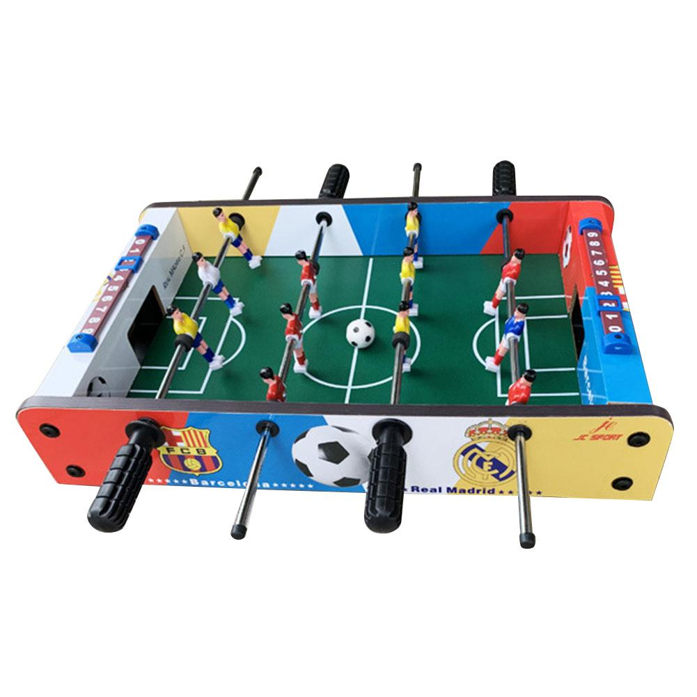 Desktop Double Foosball Table Toy Parent Child Double Entertainment Child Boy Gift For Family Party Entertainment