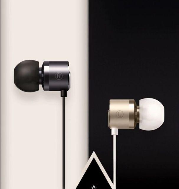 Oneplus original bullet 2 v2 auriculares en la oreja auriculares pistón auricular con cable de 3.5mm el volumen mic para uno más 1 2 3 dos x oppo android