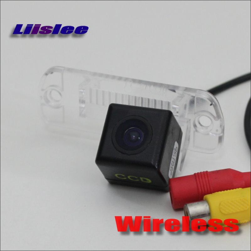 Liislee caméra de recul de voiture sans fil pour Mercedes Benz GL X166 GL350 GL450 GL500 GL550/caméra de stationnement arrière