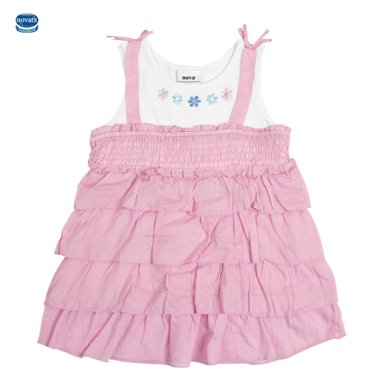 Baby Girl Dress Kids Dresses Fashion Kids Clothing Nova Girl Clothes Baby Girl Party Princess
