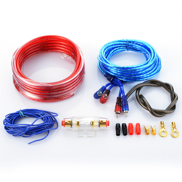 Car Audio Lautsprecher Verdrahtung kit Kabel Verstärker Subwoofer ...