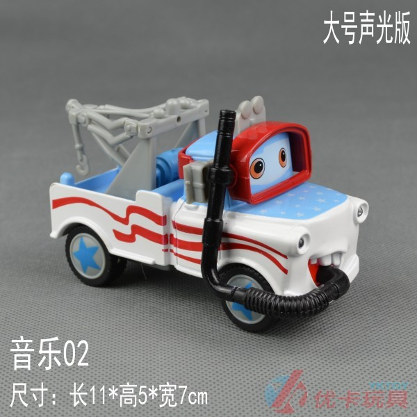 Large acoustooptical WARRIOR 2 alloy toy car toy submersible die