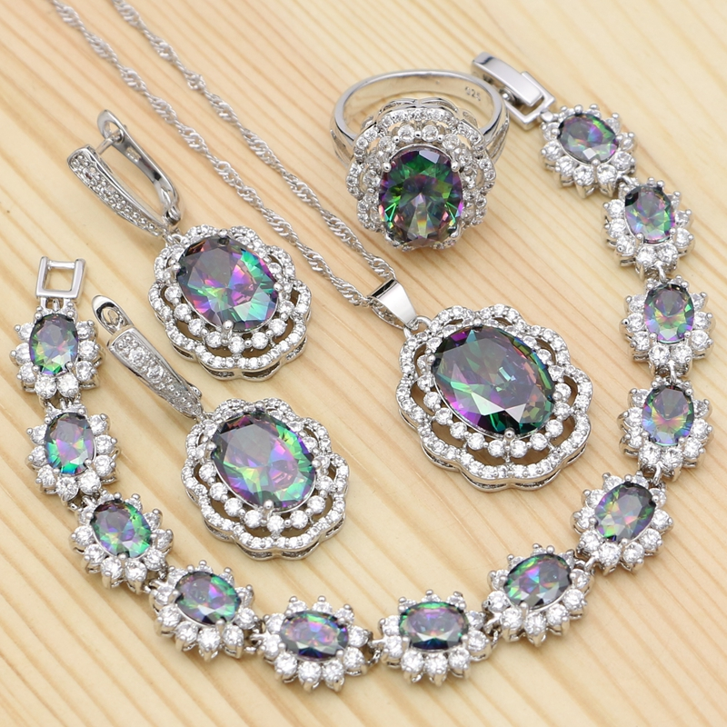 925 Silver Bridal Jewelry...