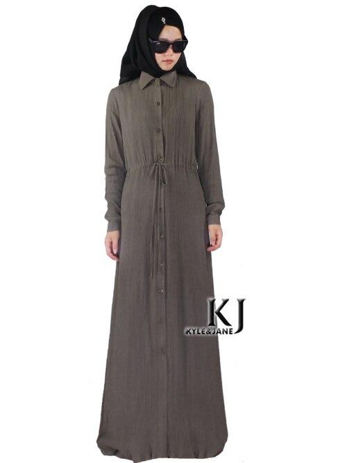 Rayon+ linen outer wear islamic clothing long sleeve maxi dress hijab 20150806, Rayon jumper skirt muslim women dress D20150701 Одежда