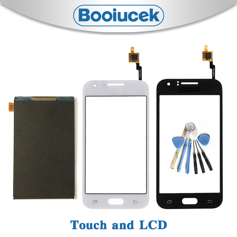High Quality 4.3'' For <font><b>Samsung</b></font> Galaxy J1 J100 <font><b>J100H</b></font> J100F Lcd <font><b>Display</b></font> With Touch Screen Digitizer Sensor image