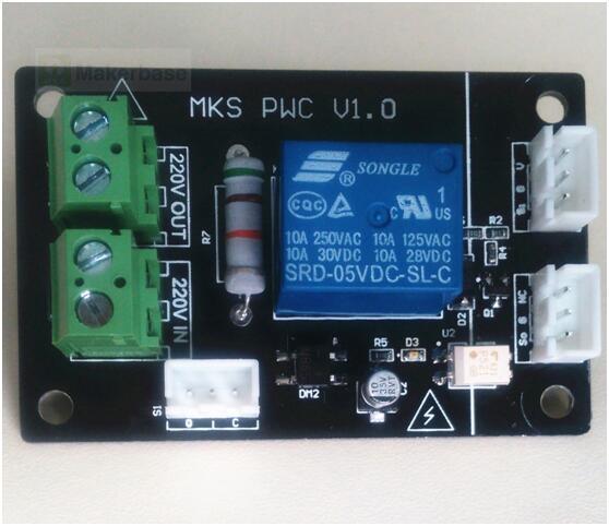 3D acessórios da impressora MKS PWC terminar suporte marlin Smoothieware