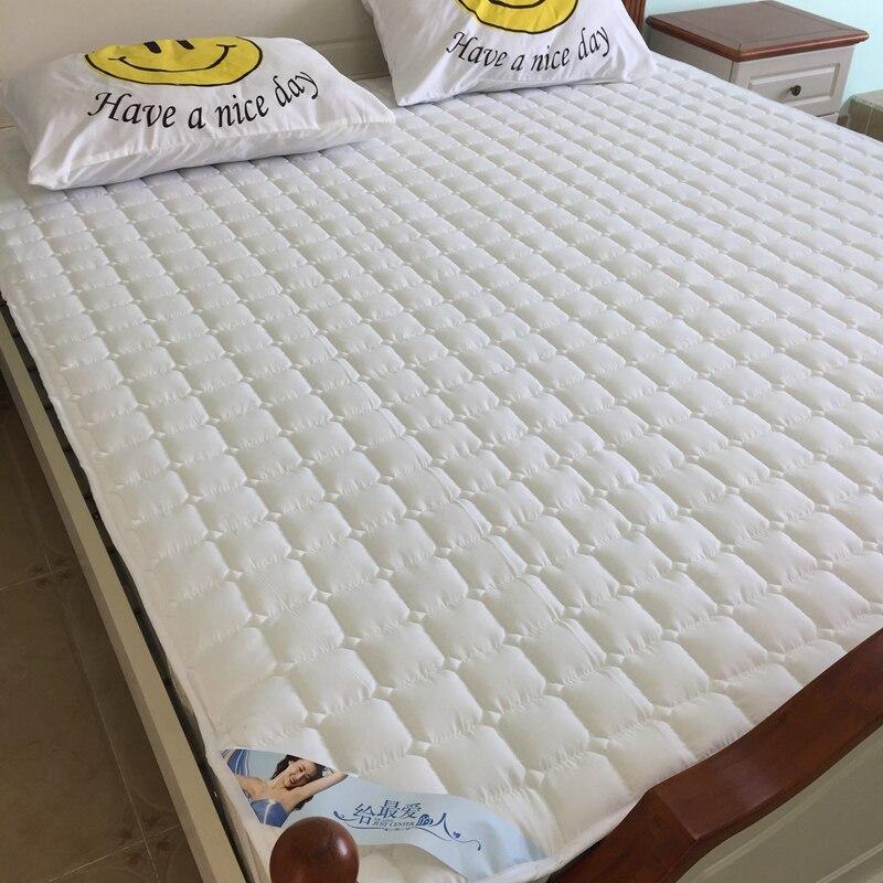 Solido materasso pad/copertura levigatura tessuto protezione pad ...