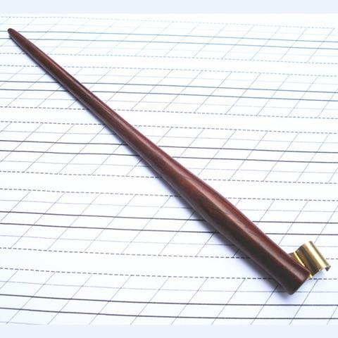 10 pecas para um monte feito a mao rose wood obliqua caligrafia roteiro do copperplate