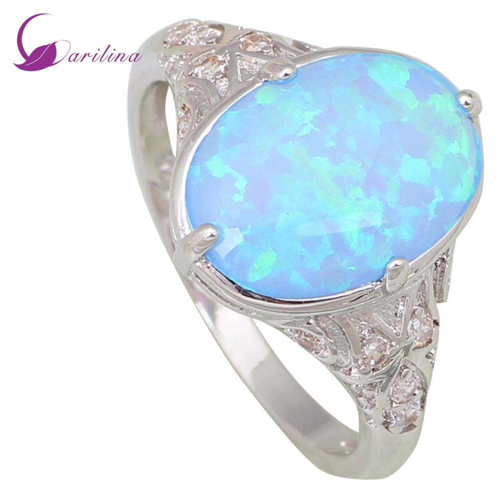fashion opal rings fine jewelry women 39 s rings blue fire. Black Bedroom Furniture Sets. Home Design Ideas