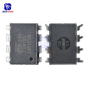 Image 1 - Puce IC diymore ATTINY85 20PU ATTINY85 MCU 8BIT atminuscule 20MHZ 8 broches DIP 8 ATTINY85 puces IC de microcontrôleur
