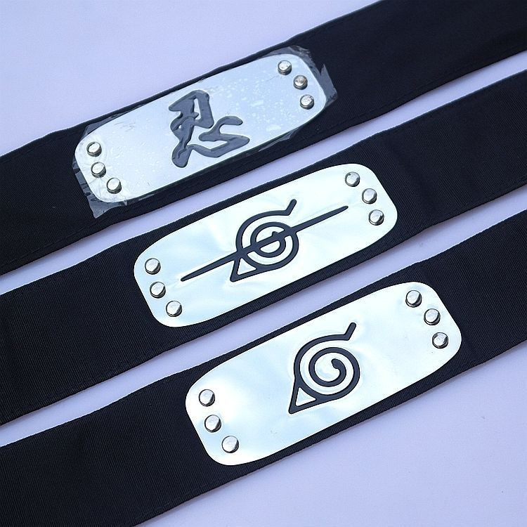 Headband Naruto Cosplay BORUTO NARUTO THE MOVIE Naruto Uzumaki Boruto Sarada Mitsuki Cosplay Costume Accessories