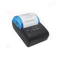 Bluetooth Thermal Printer Mini 58mm USB POS Receipt Printers For Supermarket  Restaurant  Shopping Mall  Pharmacy