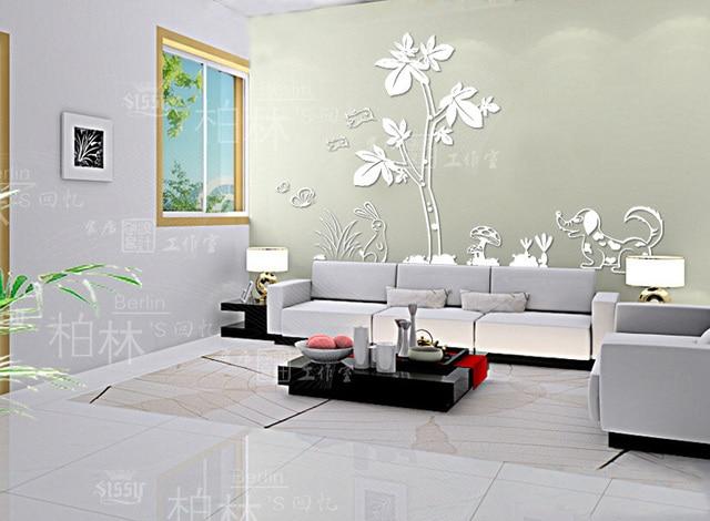 Spedizione gratuita ikea moda oversize sissy specchio adesivo da parete accessori per la casa - Specchi grandi da parete ikea ...