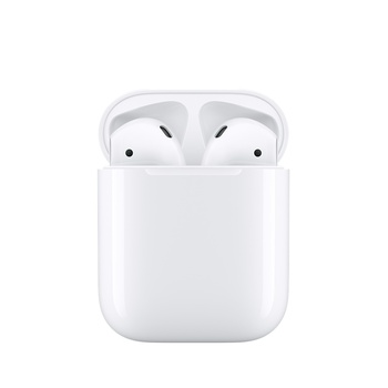 Apple AirPods 2nd with Charging Case Earphone Original Bluetooth Headphones for iPhone 11 XR Plus iPad MacBook Apple Watch 1