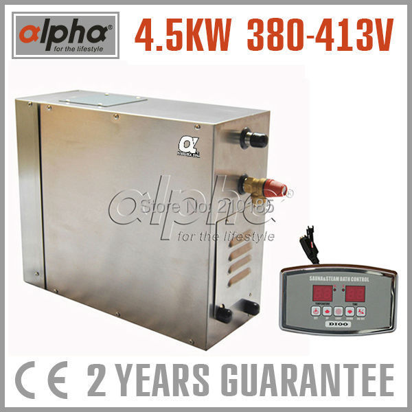 4.5KW380-415V 50HZ Stainless steel Commercial/domestic use Vapor/turkish steam generator factory directly sales, CE certified4.5KW380-415V 50HZ Stainless steel Commercial/domestic use Vapor/turkish steam generator factory directly sales, CE certified