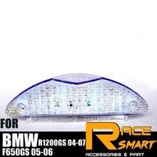 Для BMW F650GS 2005-2006 мотоциклетные светодио дный задний свет Integrated поворотники тормозной фонарь F650 F 650 GS 2005 2006