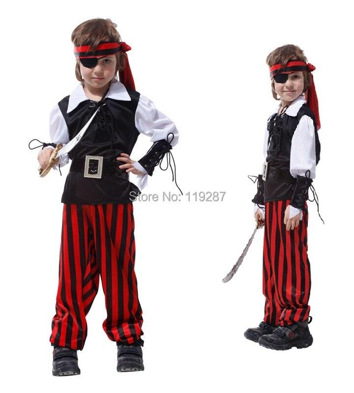 Favorito Eyed pirate cosplay costume in maschera per bambini pirati Dei  AF84