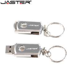 Pendrive 4GB Memory-Card Flash-Disk Metal Wholesale 16GB Hot 8GB 32GB Stainless-Steel