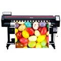 Cmyk цветной принтер 1 6 м эко сольвентный принтер Xp600 1440 точек/дюйм 1600 мм эко сольвентная печатная машина
