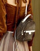 9 цветов рюкзак женская сумка Harajuku Милая женская BMC19032708 190407 yx