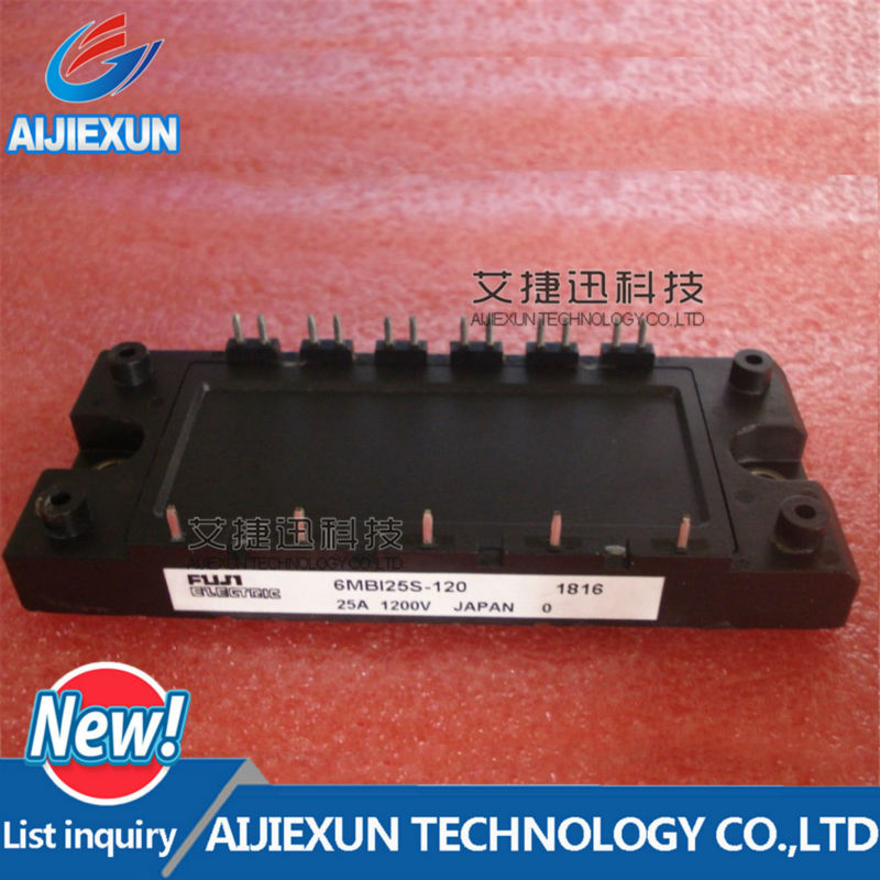 1Pcs 6MBI25S-120 6MBI25S IGBTmodel 1200V/25A New and original freeshipping new 6mbi25s 120 50 power module page 3
