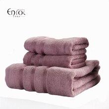 Livraison gratuite séchage 100% coton Fiber de bambou de bain / plage et Face Jacquard serviette mis doux et moelleux cadeau R-056