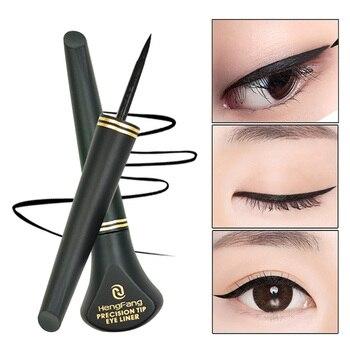 1 PCS HOT Women Cosmetic Beauty Black Eyeliner Waterproof Long-lasting Eye Liner Pencil Pen Makeup M01217