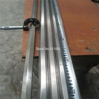 titanium Hexagonal rods grade 5 hex titanium bars 25mm*25mm,5pcs wholesale,free shipping