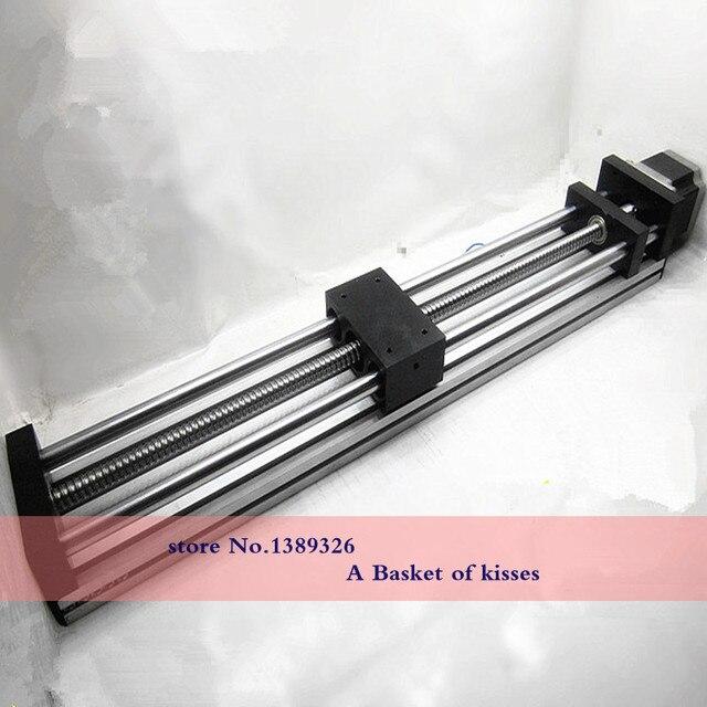 57 axis ball linear guide slider module / stroke 400