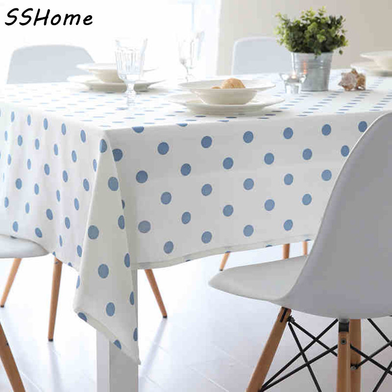 Online buy wholesale blue white tablecloth from china blue white tablecloth wholesalers Coffee table tablecloth