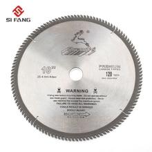 4/6/7/8/9/10 inch Algemene Purpose Cirkelzaagblad Carbide Tip Voor snijden Hout Aluminium 40 T/60 T/80 T/100 T/120 T