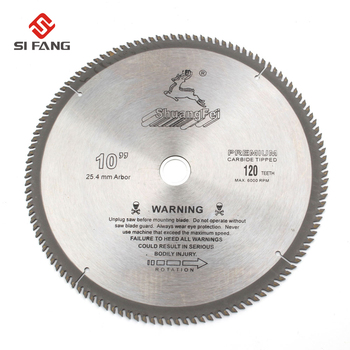 цена на 4/6/7/8/9/10 inch  General Purpose Circular Saw Blade Carbide Tip For Cutting Wood Aluminum 40T/60T/80T/100T/120T