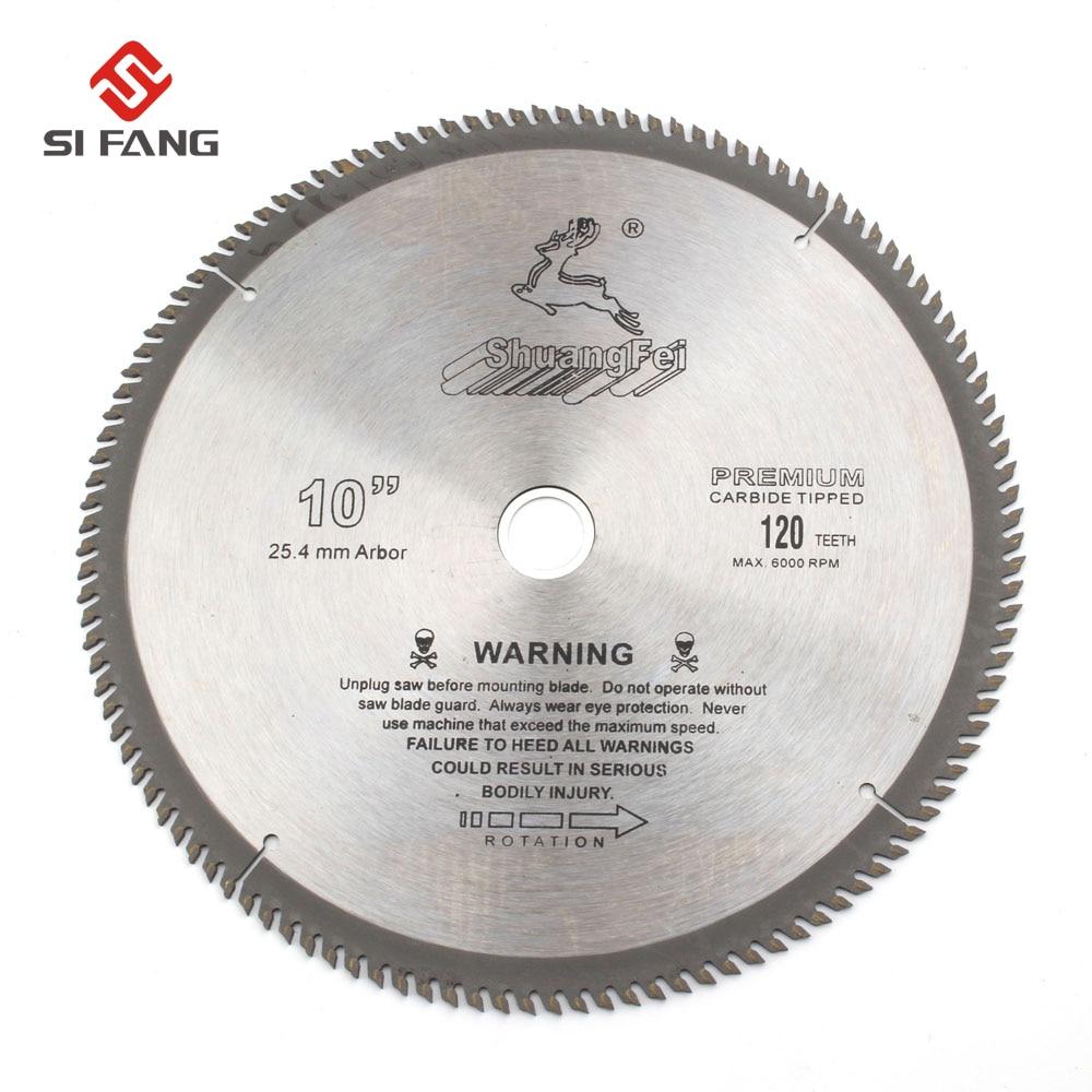 4/6/7/8/9/10 pollice General Purpose Circolare Seghe Lama In Carburo di Punta Per taglio del Legno di Alluminio 40 t/60 t/80 t/100 t/120 t4/6/7/8/9/10 pollice General Purpose Circolare Seghe Lama In Carburo di Punta Per taglio del Legno di Alluminio 40 t/60 t/80 t/100 t/120 t