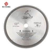 4/6/7/8/9/10 pulgadas Punta de sierra Circular de uso General para cortar madera aluminio 40 T/60 T/80 T/100 T/120 T