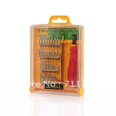Free shipping/New 31 In 1 Precision Electronics Screwdriver Tool Sets