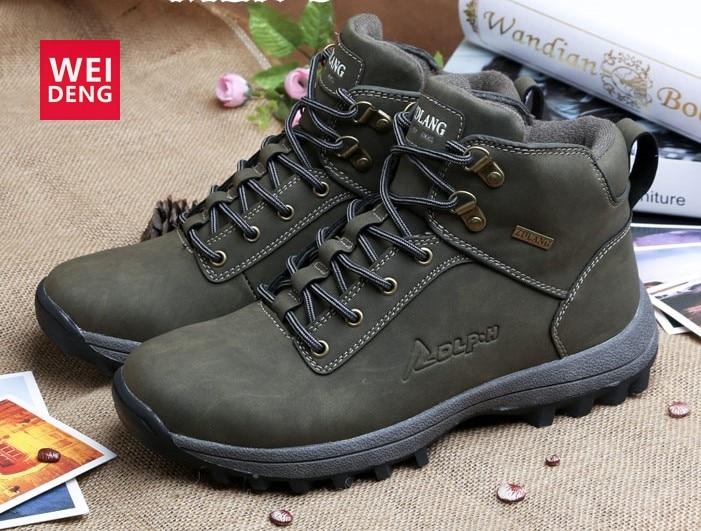 Goede Koop WeiDeng Sport Laarzen Schoenen Gewatteerde
