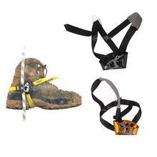 Équipement d'ascension de pied droit ou gauche pour le gréement d'arbre d'escalade alpinisme descente en rappel équipement d'arboriste d'escalade